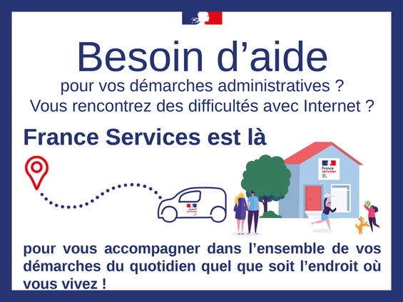 Permanence France Services Sissonne Champagne Picarde